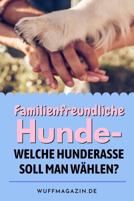 Familienfreundliche Hunde - Welche Hunderasse soll man wählen