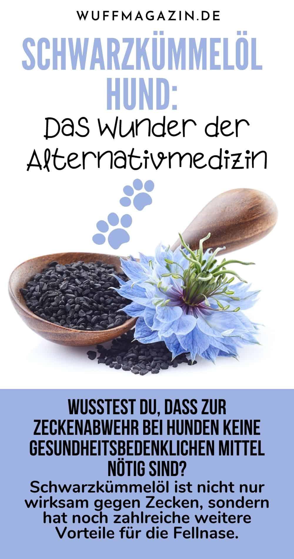 Schwarzkümmelöl Hund Das Wunder der Alternativmedizin